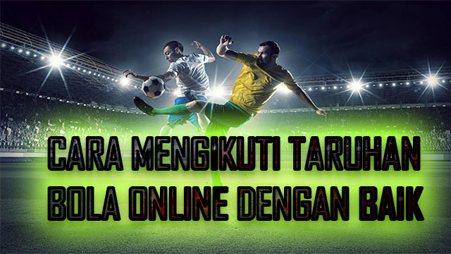 Pengertian Betting Bola Jenis 1x2